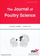 Japanese Journal of Poultry Science